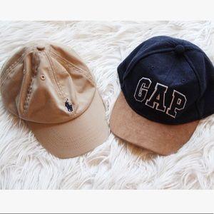 Toddler Baseball Hat bundle